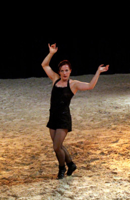 Ouui Jacqueline - Spectacle de cirque de la Cie Triffis