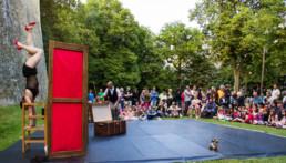 Cabaret - Spectacle de la compagnie de cirque Cie Triffis