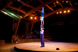 Memories - Spectacle Compagnie de cirque Cie Triffis
