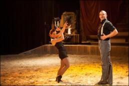 Ouii Jacqueline ! - Compagnie de cirque Cie Triffis